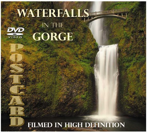 Waterfalls In The Gorge A DVD Video Postcard