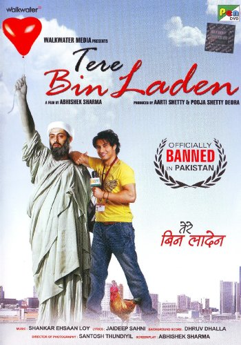 Tere Bin Laden (New Comedy Hindi Film / Bollywood Movie / Indian Cinema DVD)