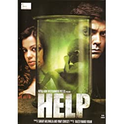 Help (New Horror Hindi Film / Bollywood Movie / Indian Cinema DVD)
