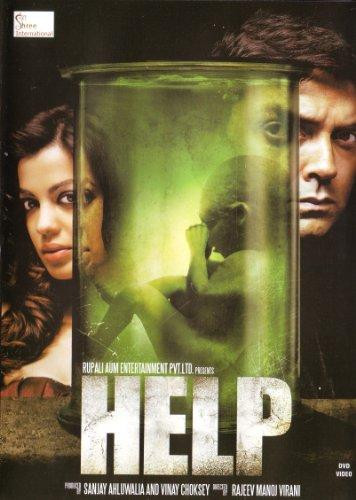 Help (New Horror Hindi Film / Bollywood Movie / Indian Cinema DVD)