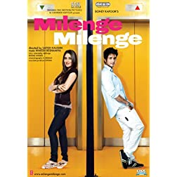 Milenge Milenge (New Hindi Film / Bollywood Movie / Indian Cinema DVD)