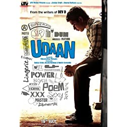 Udaan (New Hindi Film / Bollywood Movie / Indian Cinema DVD)