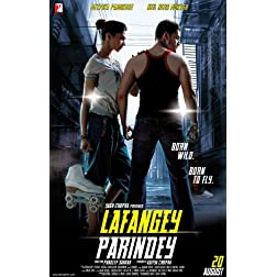 Lafangey Parindey (Yash Raj Films New Hindi Film / Bollywood Movie / Indian Cinema DVD)