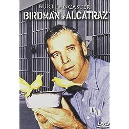 Birdman of Alcatraz DVD