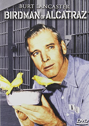 Birdman of Alcatraz DVD