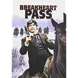 Breakheart Pass  DVD