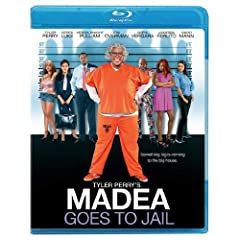 Tyler Perry's Madea Goes to Jail [Blu-ray]