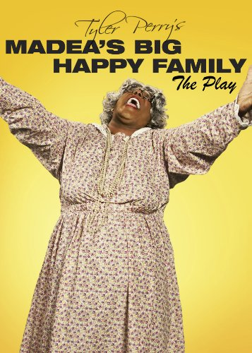 Madea's Big Happy Family: The Play
