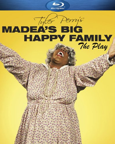 Madea's Big Happy Family: The Play [Blu-ray]