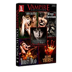 Vampire Coll V2  DVD