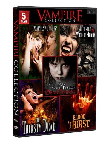 Vampire Coll V2  DVD