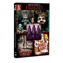Witches and Demons Collection