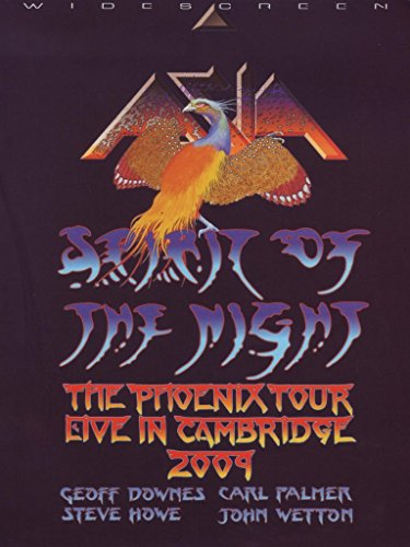 Spirit Of The Night: Live In Cambridge 2009