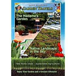 Garden Travels The Madame's Garden Native Landscape in the Sky