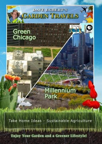 Garden Travels Green Chicago Millennium Park