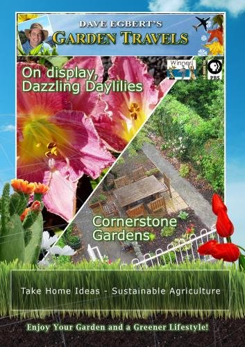 Garden Travels On display, Dazzling Daylilies Cornerstone Gardens