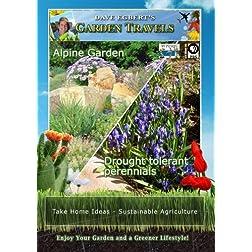 Garden Travels Alpine Garden Drought tolerant perennials
