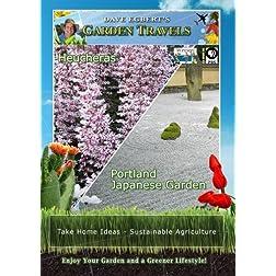 Garden Travels Heucheras Portland Japanese Garden