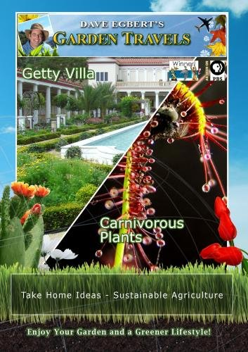 Garden Travels Getty Villa Carnivorous Plants