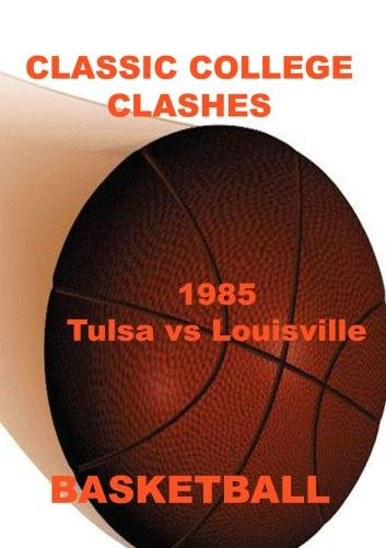 1985 Tulsa vs Louisville - Basketball