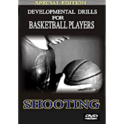 Developmental Drills for Basketball Players (2-Disc set )