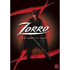 Zorro: The Complete Series