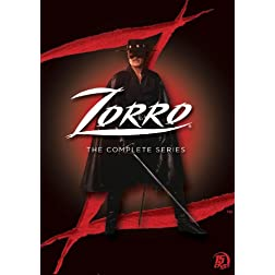 Zorro: The Complete Series