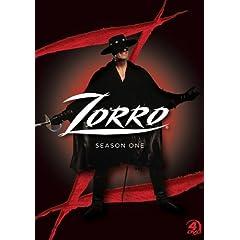 Zorro: The Complete Season One
