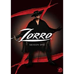 Zorro: The Complete Season One