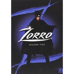 Zorro: The Complete Season Two