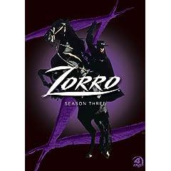 Zorro: The Complete Season Three