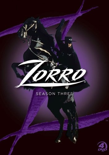 Zorro: The Complete Season Three
