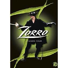 Zorro: The Complete Season Four