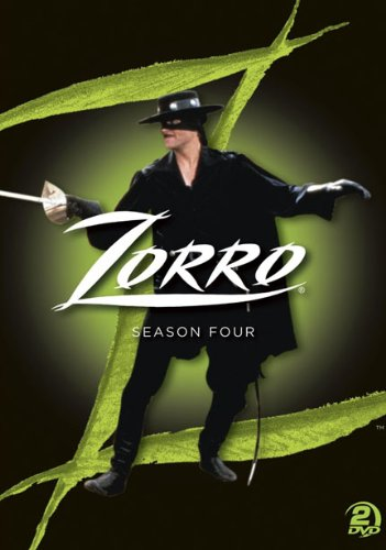 Zorro: The Complete Season Four