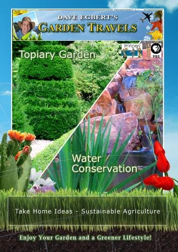 Garden Travels Topiary Garden Water Conservation