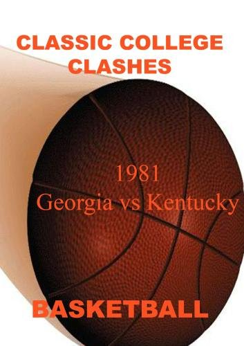 1981 Georgia vs Kentucky