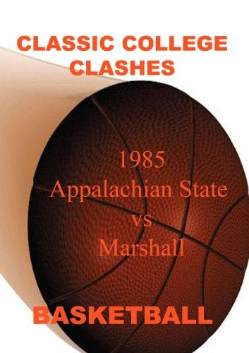 1985 Appalachian State vs Marshall - Basketball