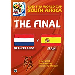 2010 FIFA World Cup South Africa(TM) - The Final: Netherlands v Spain