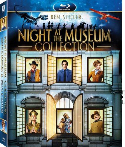 Night at the Museum Collection [Blu-ray]