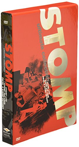 STOMP (3 DVD Box Set)