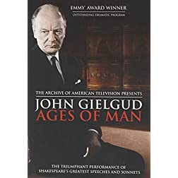 Ages of Man - John Gielgud