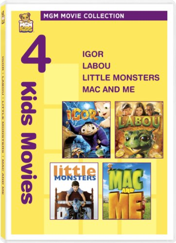 Igor & Labou & Little Monsters & Mac & Me