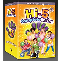 Hi-5: Complete Series (12 DVDs)