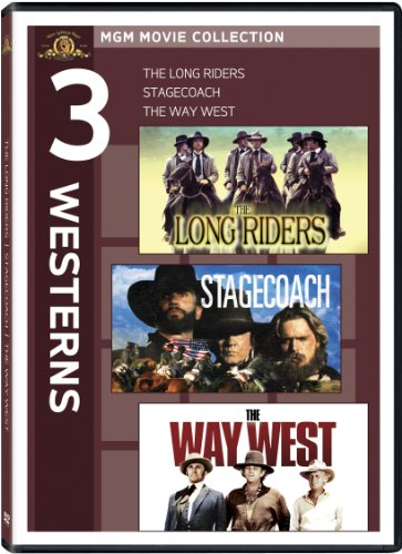 Long Riders & Stagecoach & Way West
