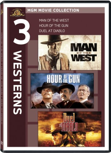 Man of the West & Hour of the Gun & Duel at Diablo