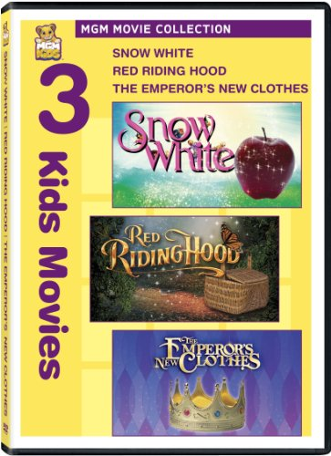 Snow White & Red Riding Hood & Emperor's New Cloth
