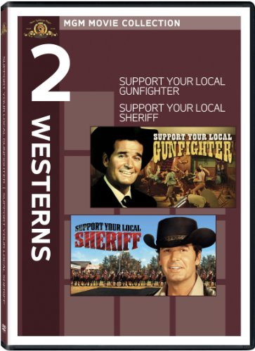 Support Your Local Gunfighter & Support Sheriff