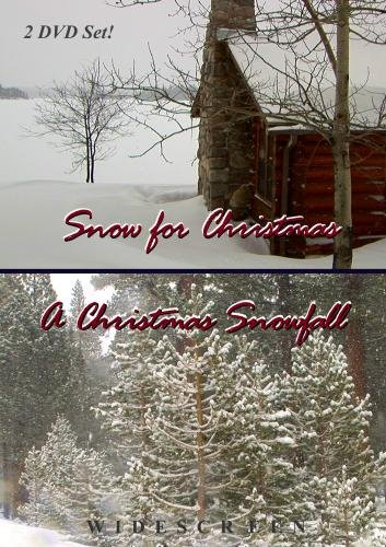 Snow for Christmas/A Christmas Snowfall - 2 DVD Set