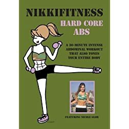 NikkiFitness Hard Core Abs