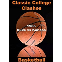 1985 Duke vs Kansas - Basketball
